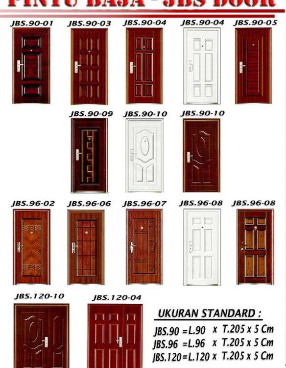 Pintu Baja - JBS DOOR